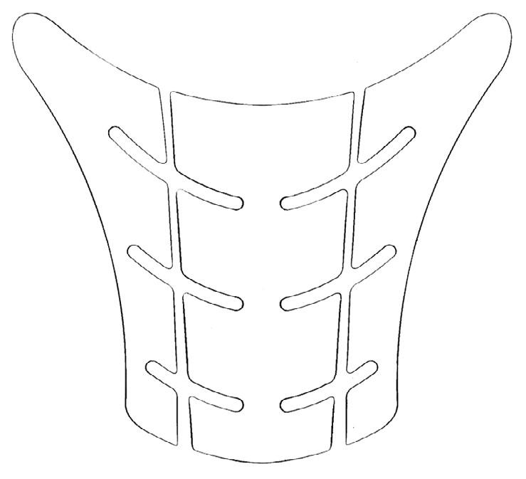 Tankpad protector rezervor transparent, cod 12736